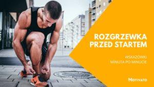 Jak się rozgrzać przed startem w zawodach biegowych