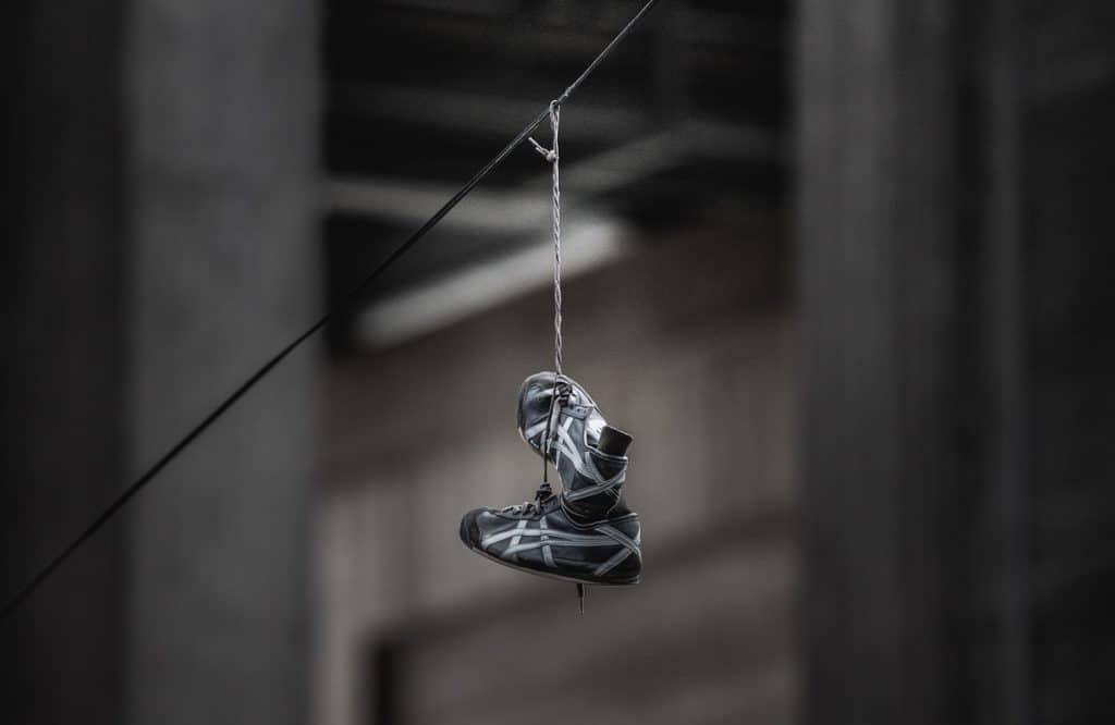 Buty sportowe - halówki
